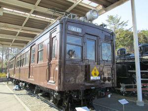 青梅線かつての電車