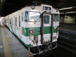 烏山線キハ40その2