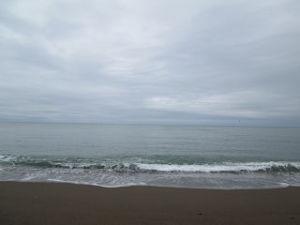 木古内の浜