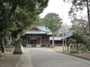 鶴谷八幡宮