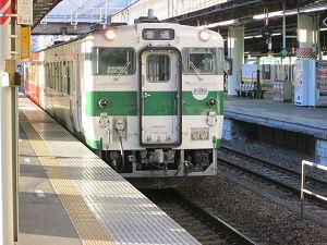 烏山線キハ40