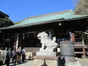 二荒山神社参詣