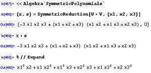 SymmetricReduction