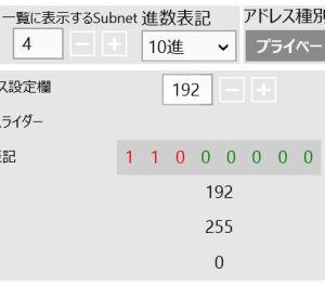 NumericUpDown