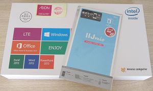 イオンのWindowsタブレット