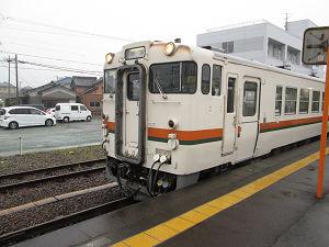 新宮行きキハ48