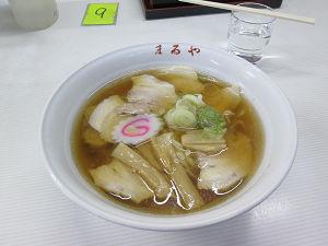 まるやのチャーシュー麺