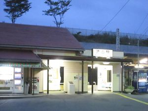 流鉄流山駅