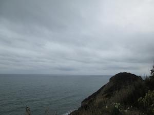 太東崎灯台から太平洋