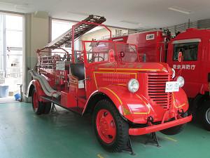 高輪消防署日本榎出張所