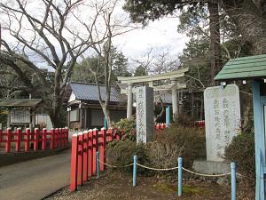 麻賀多神社総社