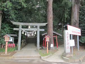 麻賀多神社奥社