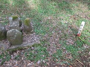 武峯神社一等三角点