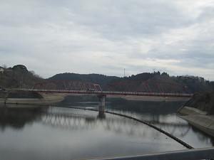 長柄川大橋遠景