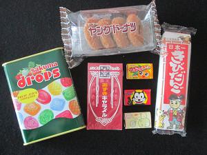 成田富里の駄菓子屋