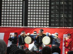 銚子の太鼓