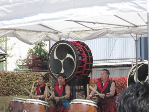 東京の太鼓
