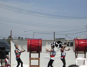 印旛の太鼓