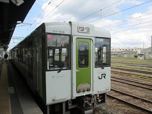 磐越東線のキハ
