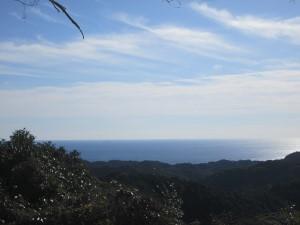 見晴台からの眺望