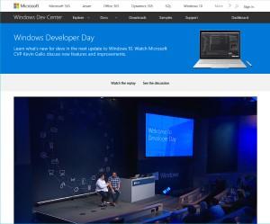 Windows Developer Day 2018