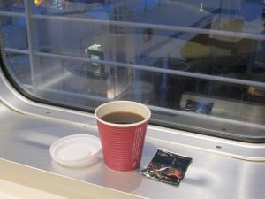 売店のコーヒー