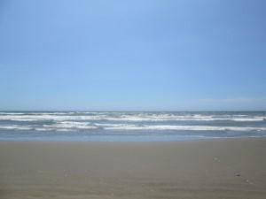 九十九里の浜辺