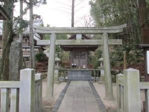 光秀公御霊廟