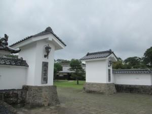 小峰城跡城山公園