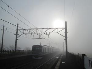 霧の下総松崎