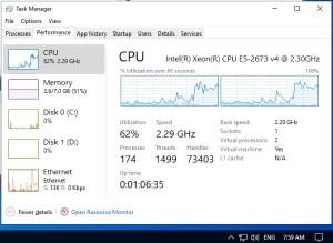 Xeon E5-2673v4