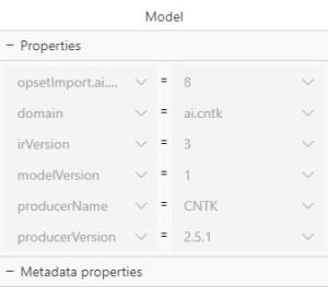 MNIST CNTK 2.5.1