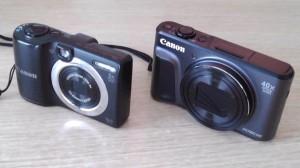 カメラ更改